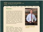 John Clark Brown, Jr.:�Lawyer with�John Clark Brown, Jr.