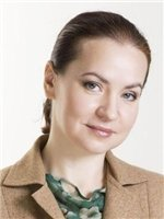 Valentina Akimova:�Lawyer with�Pepeliaev Group, LLC