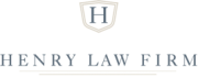 Henry Law Firm Law Firm Logo