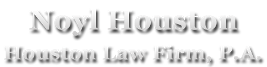 Firm Logo for Houston Law Firm P.A.