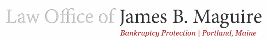 Firm Logo for James B. Maguire P.A.