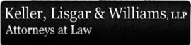 Firm Logo for Keller, Lisgar & Williams, LLP