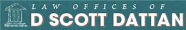 Firm Logo for Law Office of <br />D. Scott Dattan