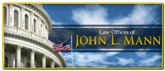 Firm Logo for Law Offices of John L. Mann P.A.