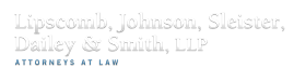 Firm Logo for Lipscomb, Johnson, Sleister <br />Dailey & Smith, LLP