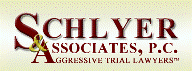 Firm Logo for Schlyer Associates P.C.