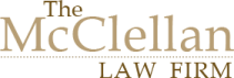 Firm Logo for The McClellan Law Firm