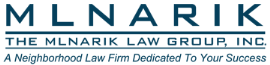 Firm Logo for The Mlnarik Law Group Inc.