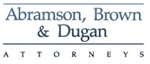 Firm Logo for Abramson, Brown & Dugan