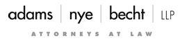Firm Logo for Adams Nye Becht LLP