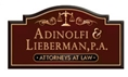 Firm Logo for Adinolfi Lieberman P.A.
