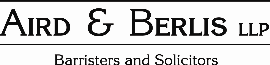 Aird & Berlis LLP Law Firm Logo