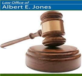 Albert E. Jones Law Firm Logo