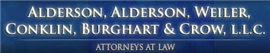 Firm Logo for Alderson Alderson Weiler Conklin Burghart Crow L.L.C.
