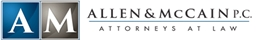 Firm Logo for Allen & McCain, P.C.
