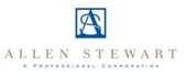 Allen Stewart, P.C. Law Firm Logo