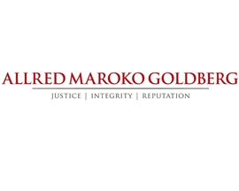 Allred, Maroko & Goldberg Law Firm Logo