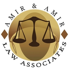 Firm Logo for Amir Amir Law Associates