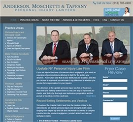 Firm Logo for Anderson Moschetti Taffany PLLC