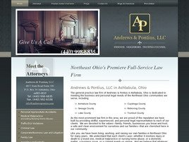 Andrews & Pontius, LLC Law Firm Logo