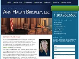 Firm Logo for Ann Halan Brickley, LLC