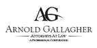 Firm Logo for Arnold Gallagher P.C.
