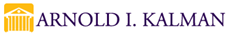 Arnold I. Kalman Law Firm Logo