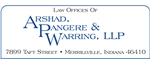 Firm Logo for Arshad Pangere Warring LLP