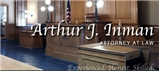 Firm Logo for Arthur J. Inman Attorney at Law