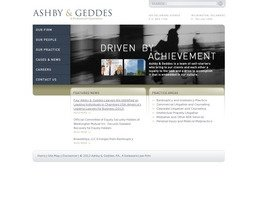 Firm Logo for Ashby & Geddes, P.A.