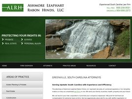 Firm Logo for Ashmore Leaphart Rabon Hinds L.L.C.