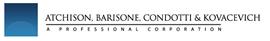 Firm Logo for Atchison Barisone Condotti APC