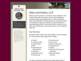 Firm Logo for Atlas Hudon LLP