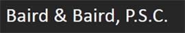 Firm Logo for Baird & Baird, P.S.C.