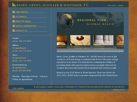 Firm Logo for Baird, Crews, Schiller & Whitaker, P.C.