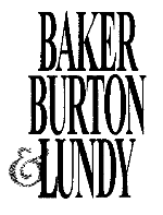 Firm Logo for Baker, Burton & Lundy