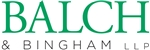 Firm Logo for Balch Bingham LLP