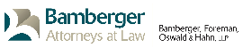Bamberger, Foreman, Oswald <br />& Hahn, LLP Law Firm Logo