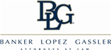 Firm Logo for Banker Lopez Gassler P.A.