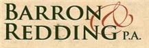 Firm Logo for Barron Redding P.A.