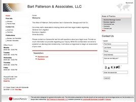 Firm Logo for Bart Patterson Associates LLC