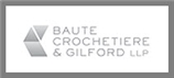 Firm Logo for Baute Crochetiere & Gilford LLP