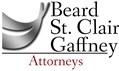 Beard St. Clair Gaffney Law Firm Logo