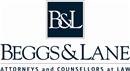 Beggs & Lane Law Firm Logo