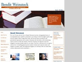 Bendit Weinstock <br />A Professional Corporation Law Firm Logo