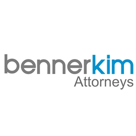 Benner Kim LLP | Attorneys Law Firm Logo