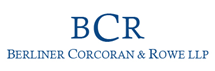 Firm Logo for Berliner Corcoran Rowe L.L.P.