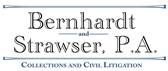 Bernhardt and Strawser, P.A. Law Firm Logo