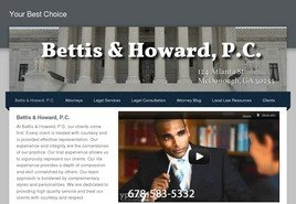 Firm Logo for Bettis & Howard, P.C.