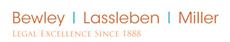 Bewley, Lassleben & Miller, LLP Law Firm Logo